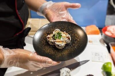 hokkaido frascati ristorante giapponese piatto